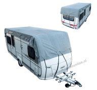 Halve hoes voor caravan